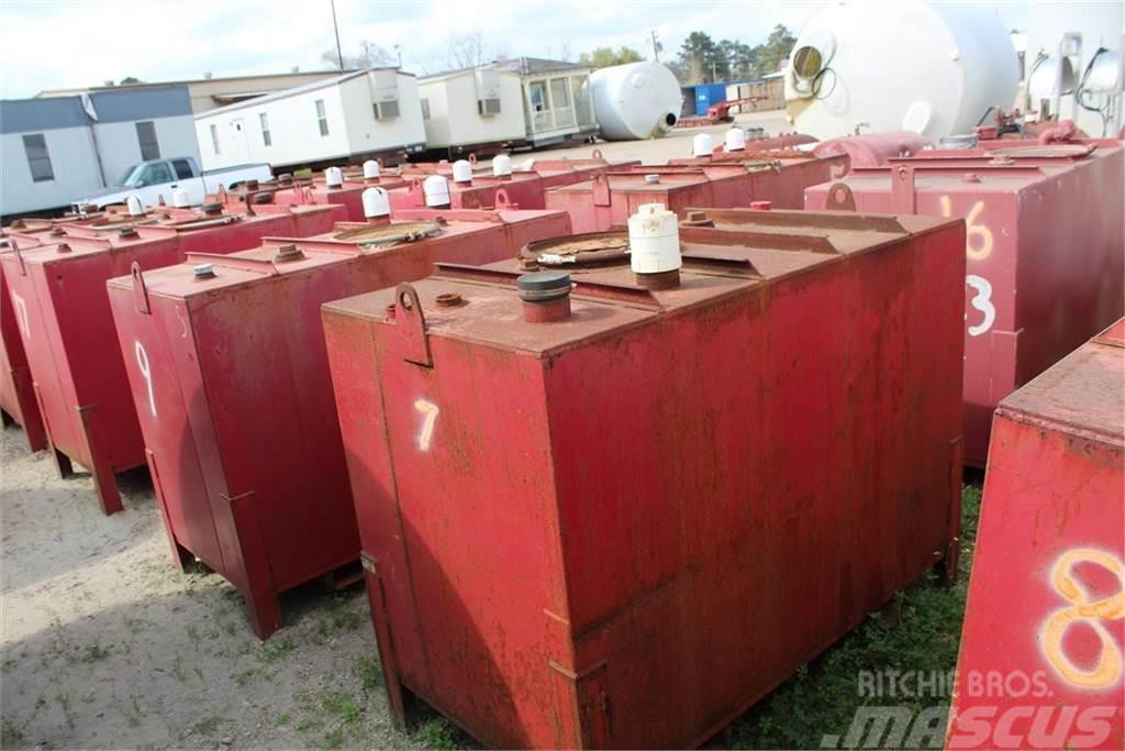 [Other] 500 GALLON LUBE OIL TANK-SKID MTD .