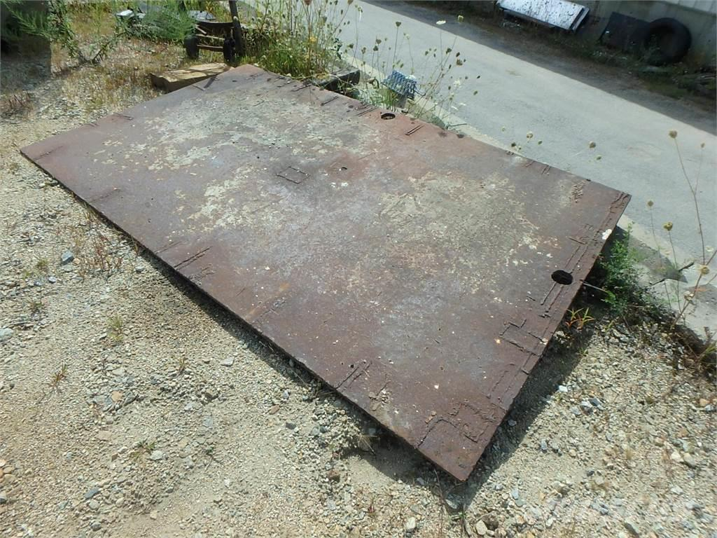 [Other] 6FT X 10FT ROAD PLATE