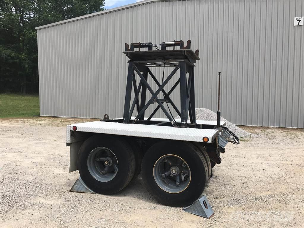 [Other] Booms TANDEM AXLE BOOM DOLLY