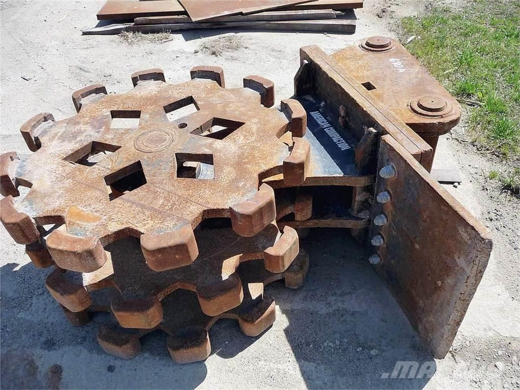 [Other] Compactor Wheel