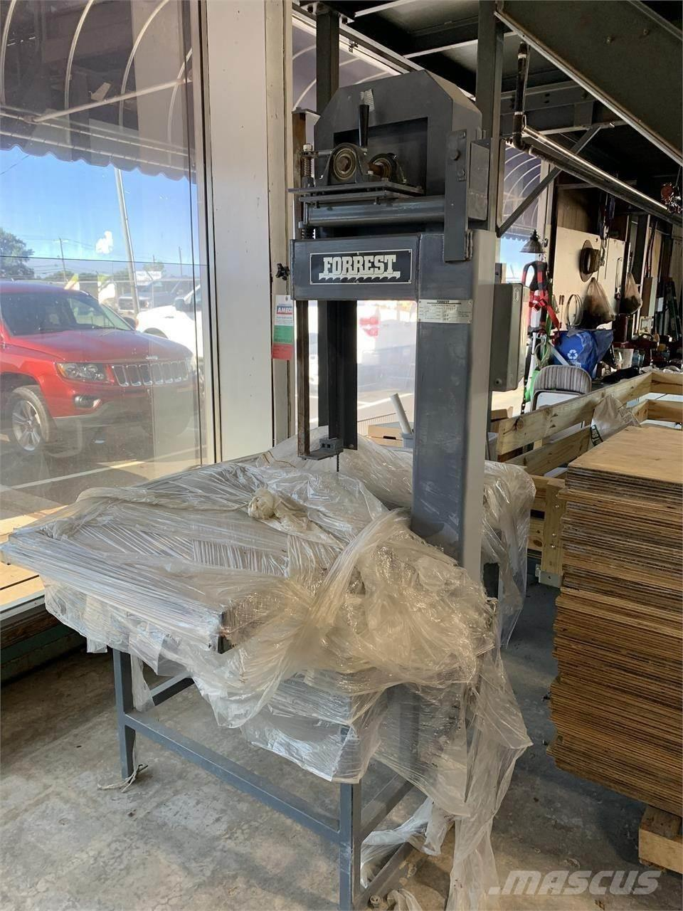 [Other] FORREST MANUFACTURING HBS214