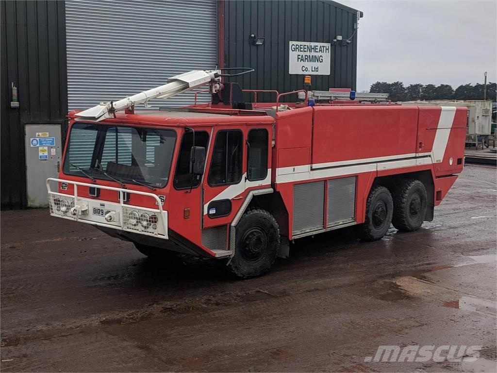 [Other] GLOSTER SARO Fire Tender