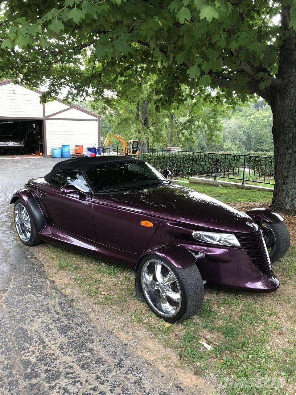[Other] PLYMOUTH PROWLER