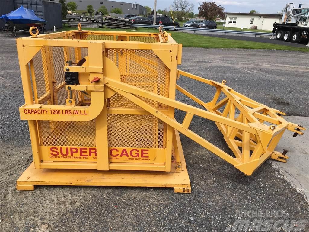 [Other] SUPER CAGE DFA110