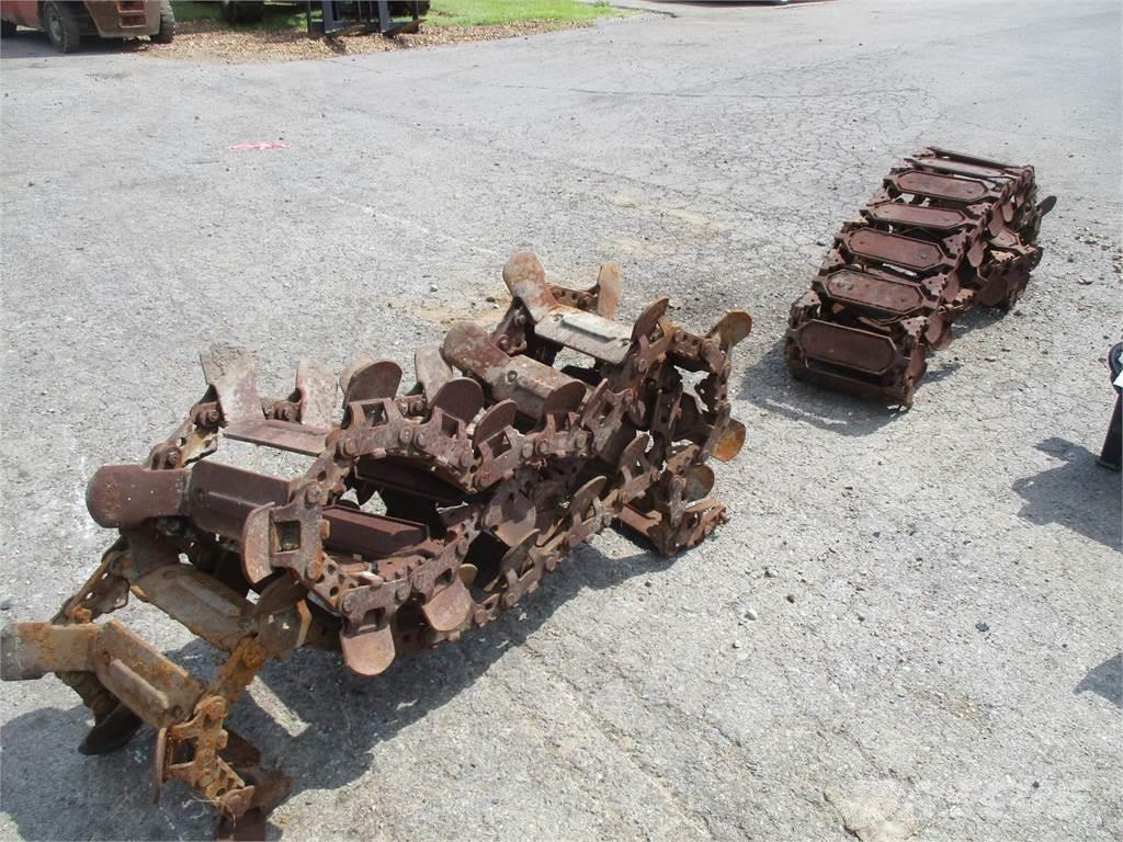 [Other] Undercarriage, Track Groups STEEL TRACKS FIT OVER