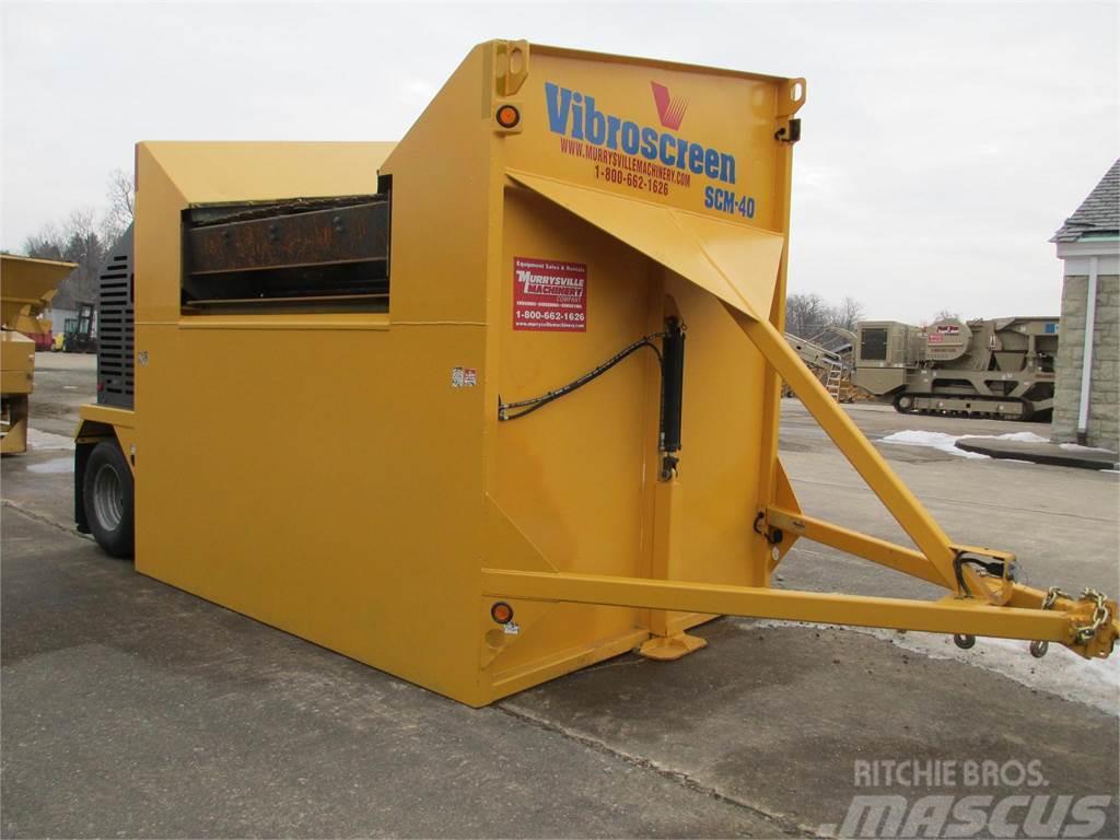 [Other] VIBROSCREEN SCM40