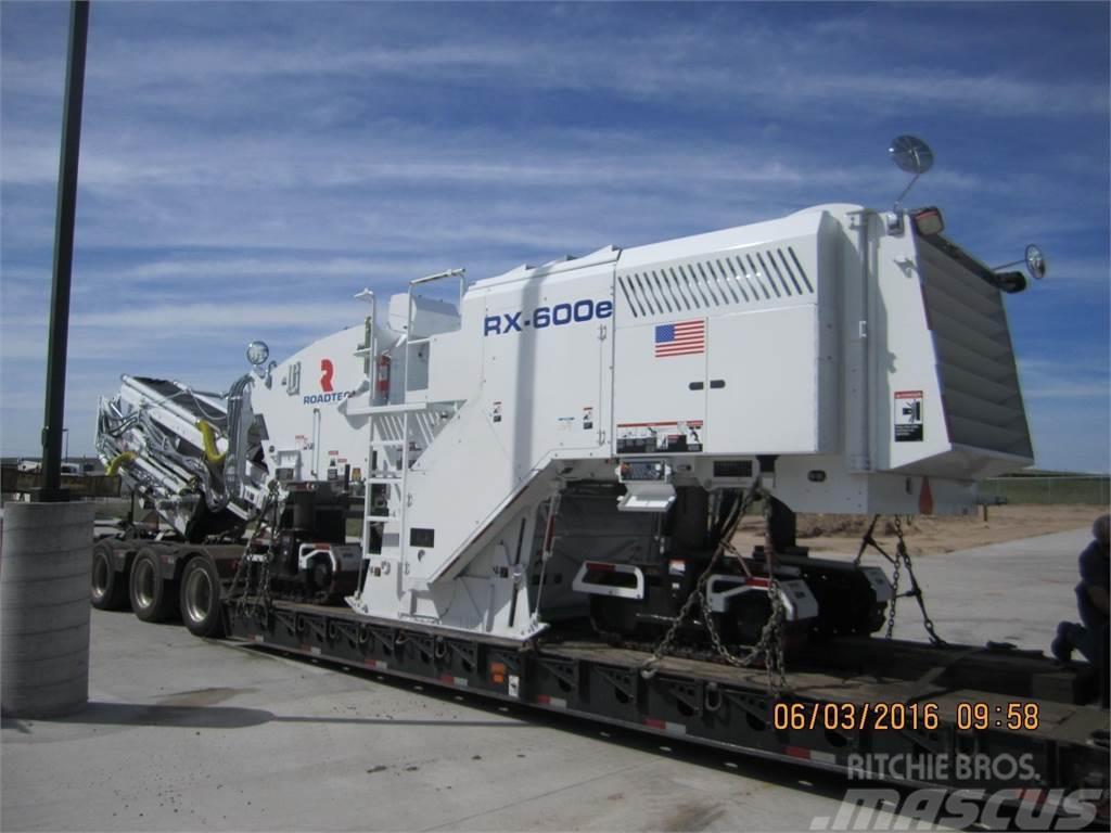 Roadtec RX600E
