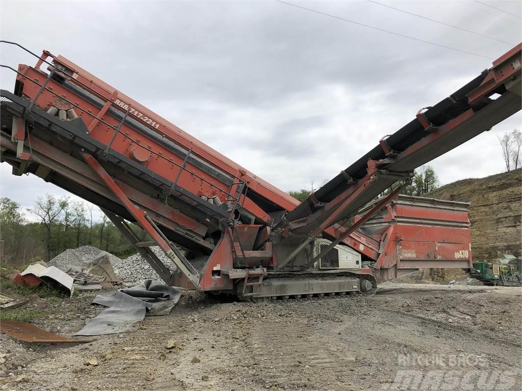 Sandvik QA430