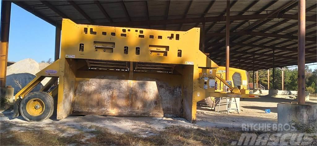 Screen Machine SCALPER 107D