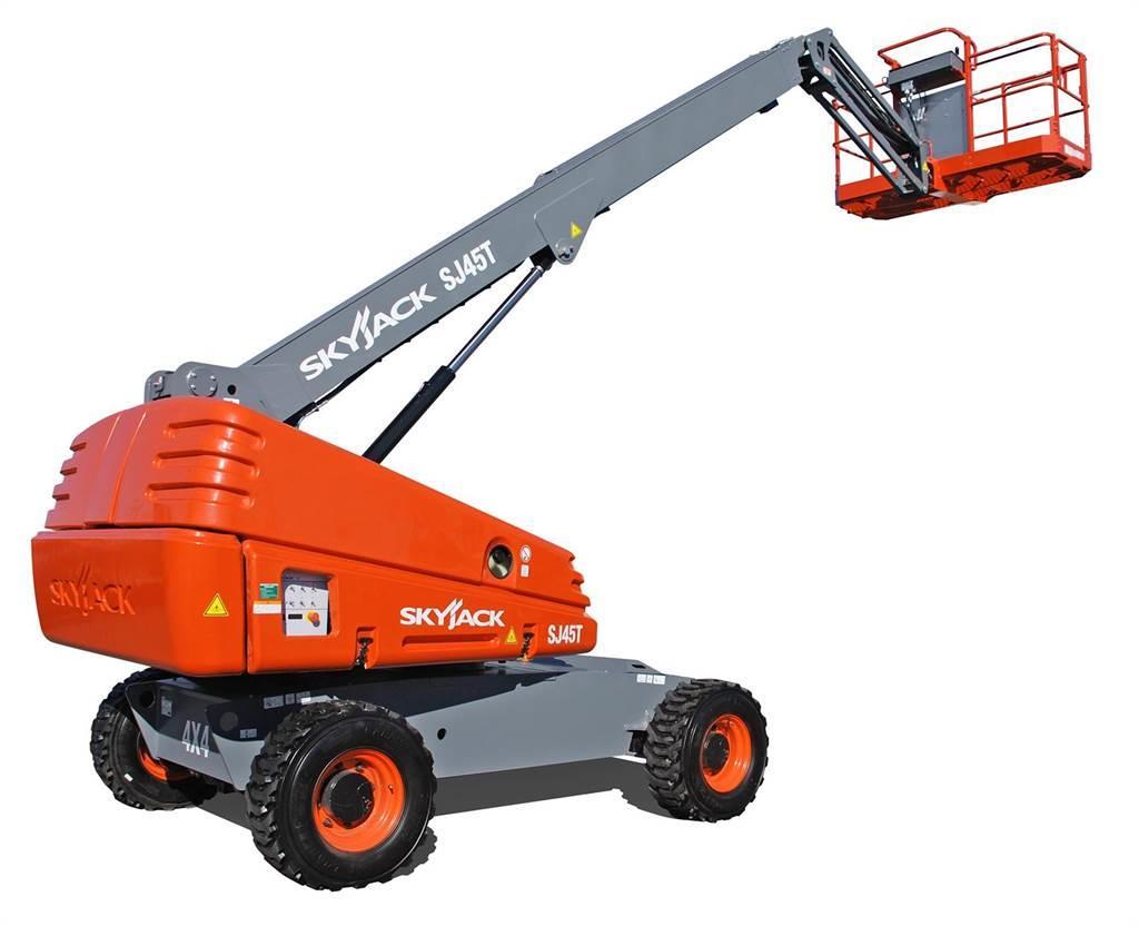 SkyJack SJ40T