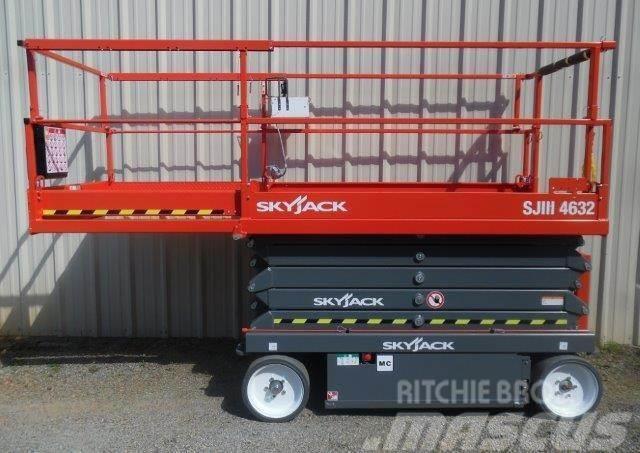 SkyJack SJII4626