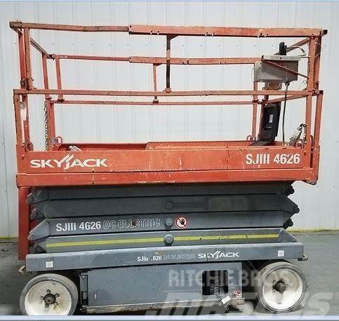 SkyJack SJIII4626