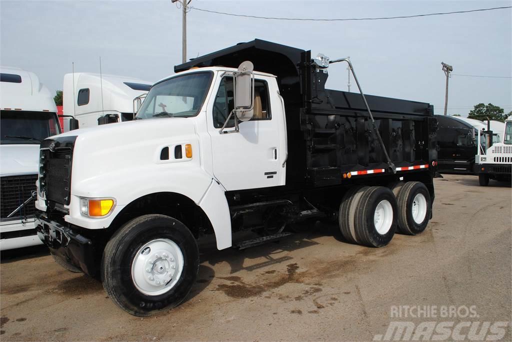 Sterling LT9500, United States, $39,677, 2004- dump trucks ...Kenworth Dump Trucks For Sale In Bc