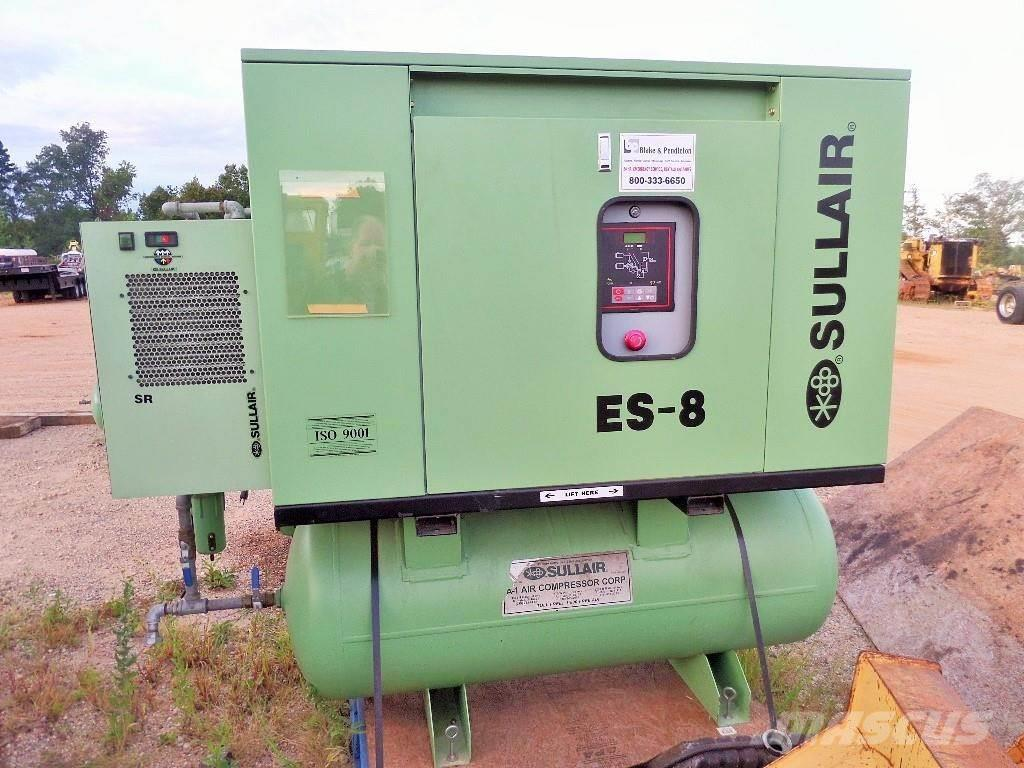 Sullair ES8, 2001, Compressors ...