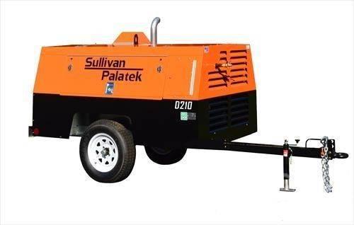 Sullivan Palatek 210 CFM