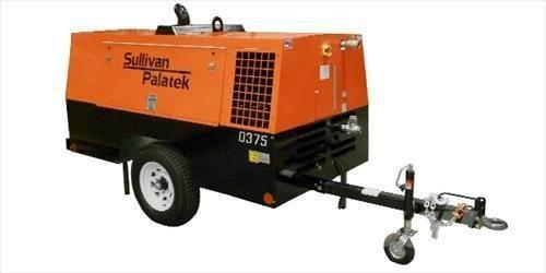 Sullivan Palatek 375 CFM