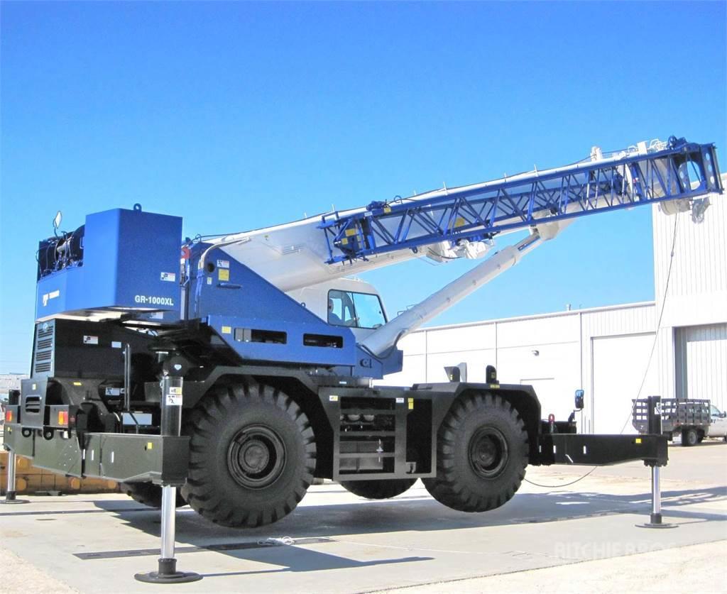 Tadano GR1000XL-3
