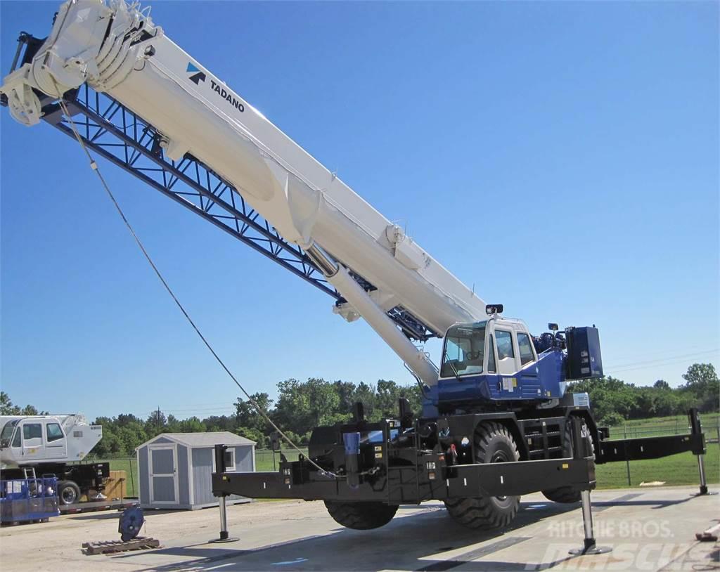 Used Jib Cranes Houston : Tadano gr xl for sale houston texas year