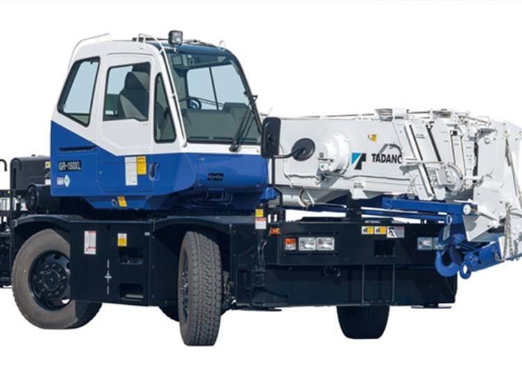 Tadano GR150XL - Rough terrain cranes, Year of manufacture
