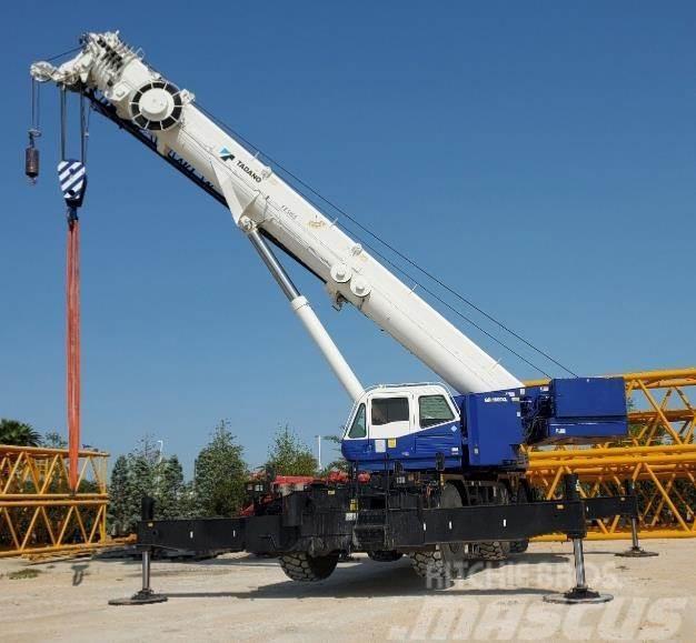 Tadano Rough Terrain Cranes : Tadano gr xl rough terrain cranes year of mnftr