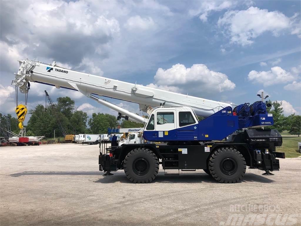 Tadano GR550XL-2