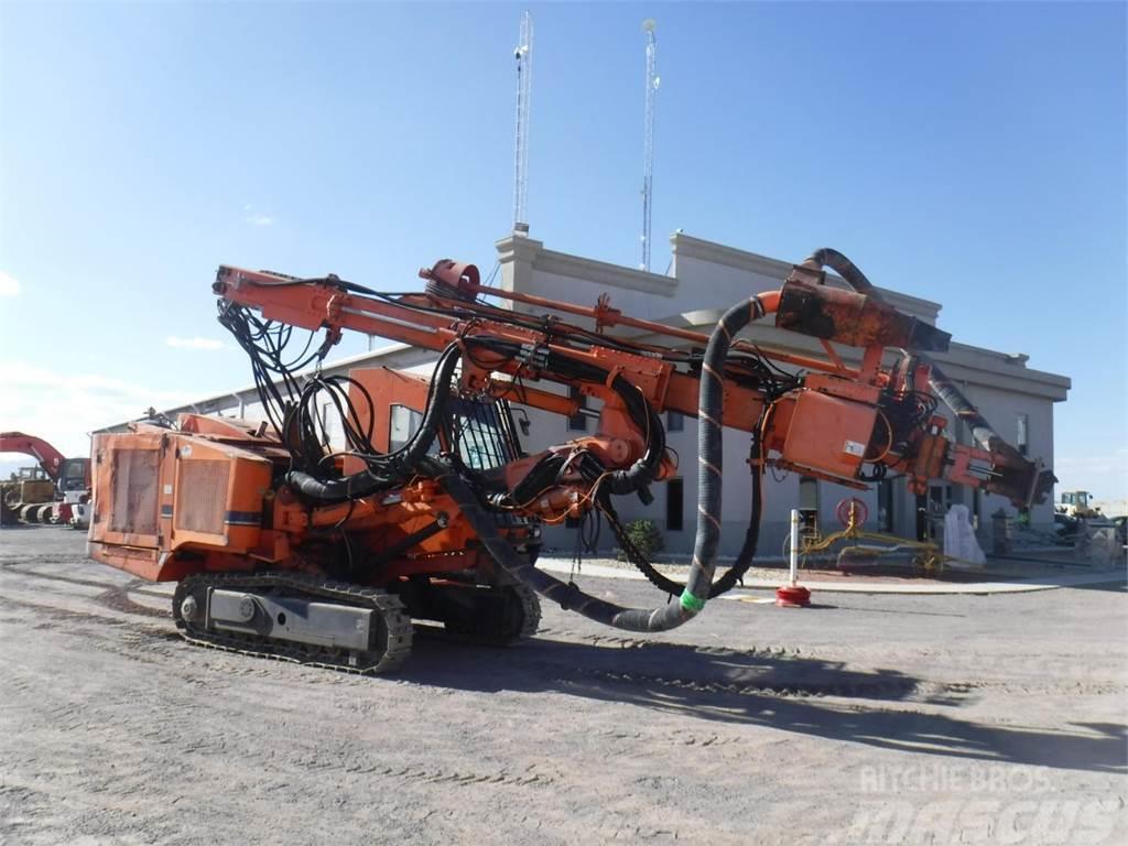 Tamrock PANTERA 800 2003 Surface Drill Rigs