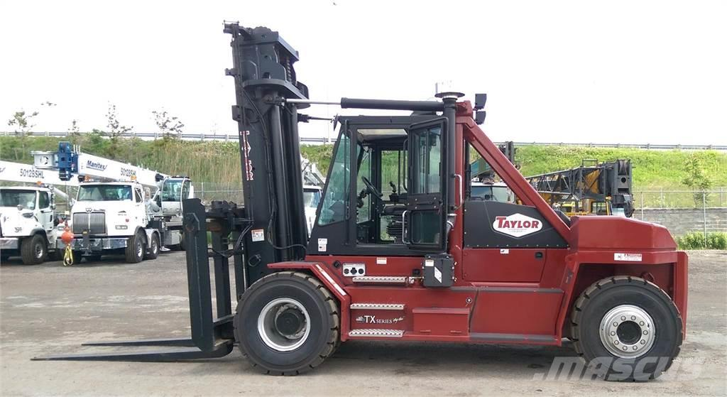 Used Taylor Tx360l Forklift Trucks Others Year 2015 For
