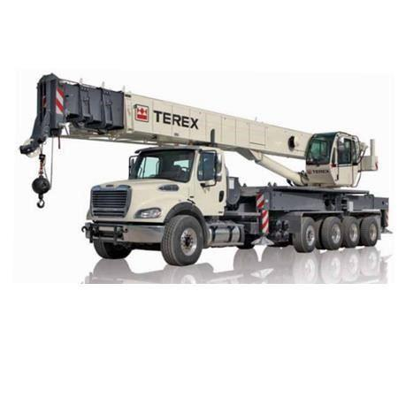 Terex CROSSOVER 5000