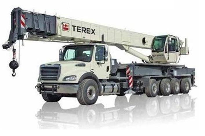 Terex CROSSOVER 6000