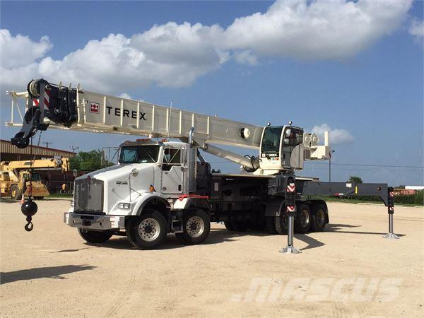 Terex CROSSOVER 8000