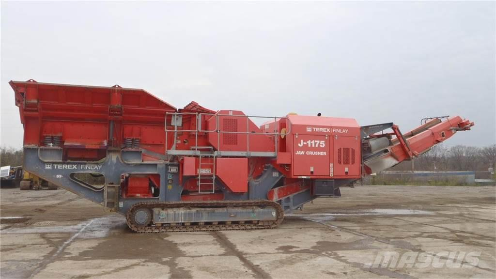 Terex Finlay J1175