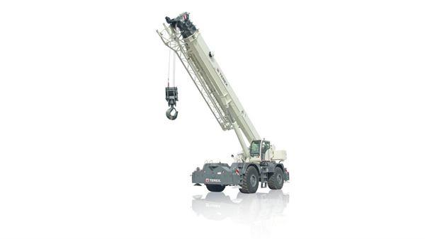 Terrain Crane Hs Code : Terex quadstar for sale bridgeview illinois year