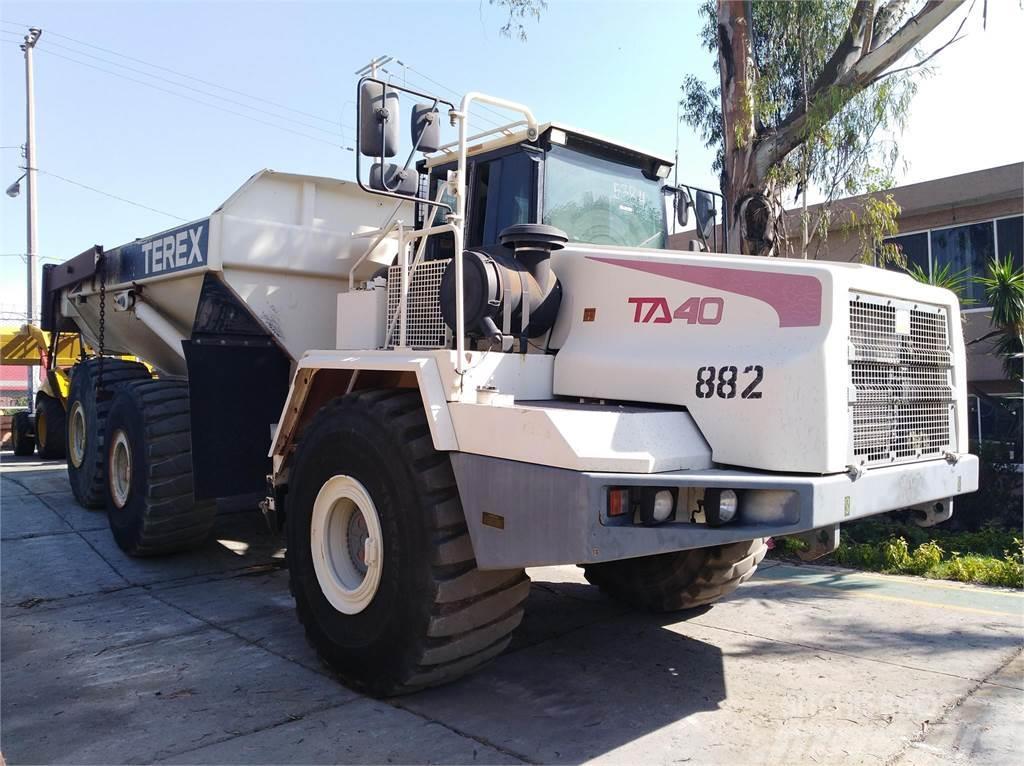 Terex TA40
