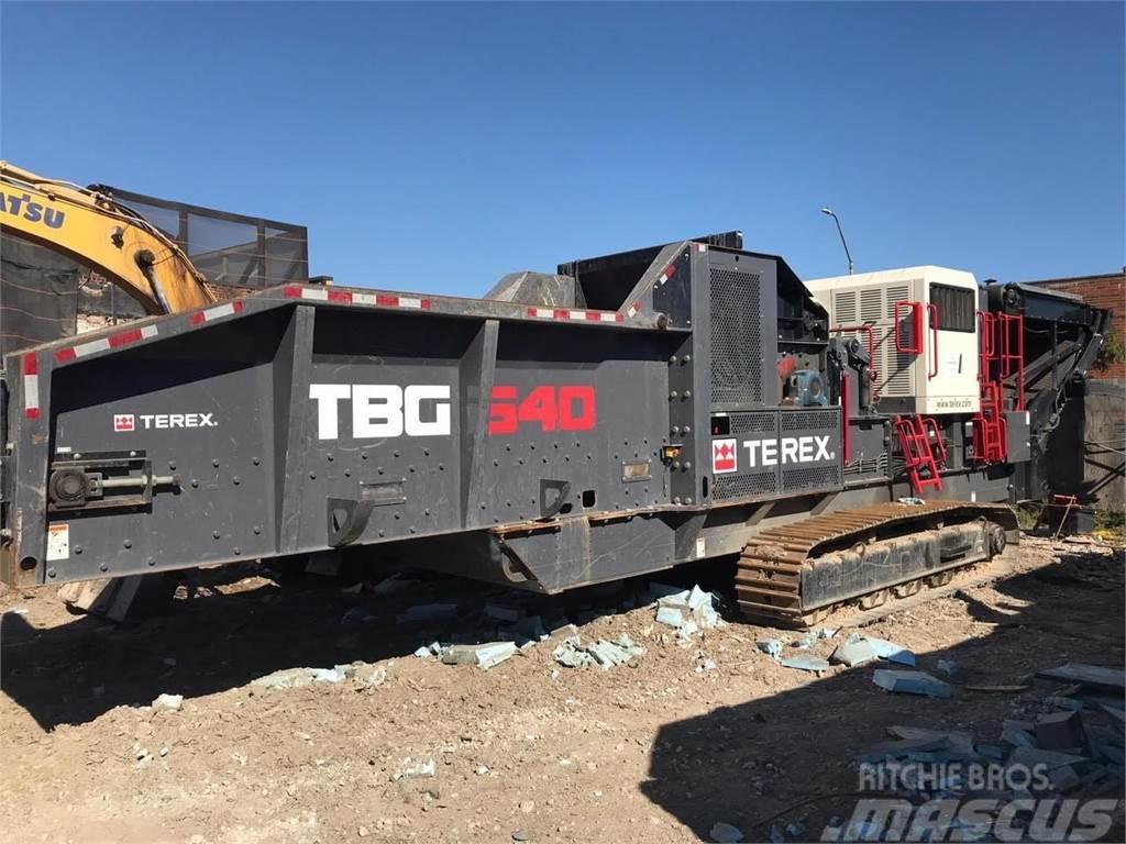 Terex TBG640
