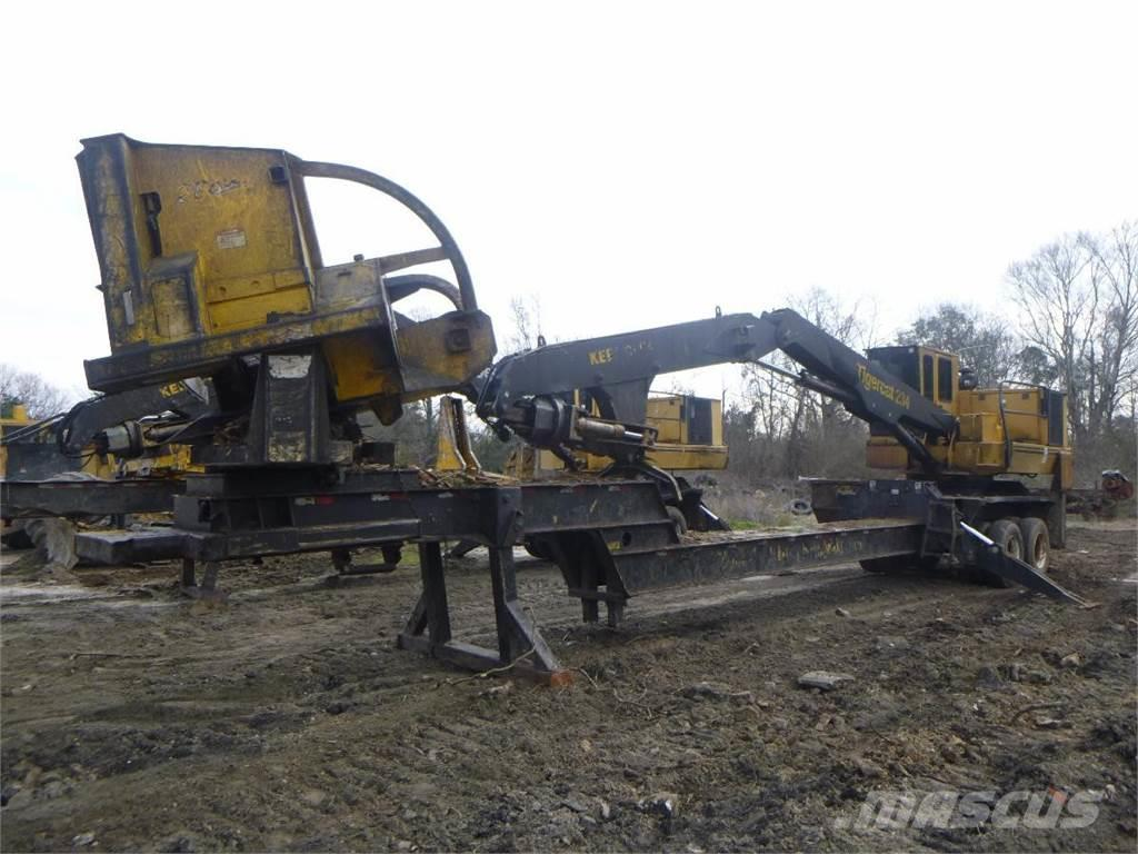 Tigercat 234_timber handling Year of Mnftr: 2009  Pre Owned