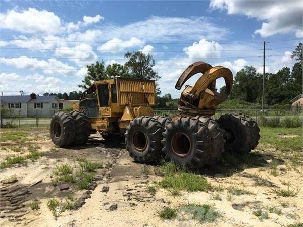 Tigercat 640