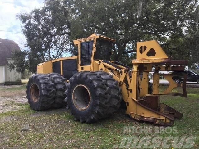 Tigercat 720E