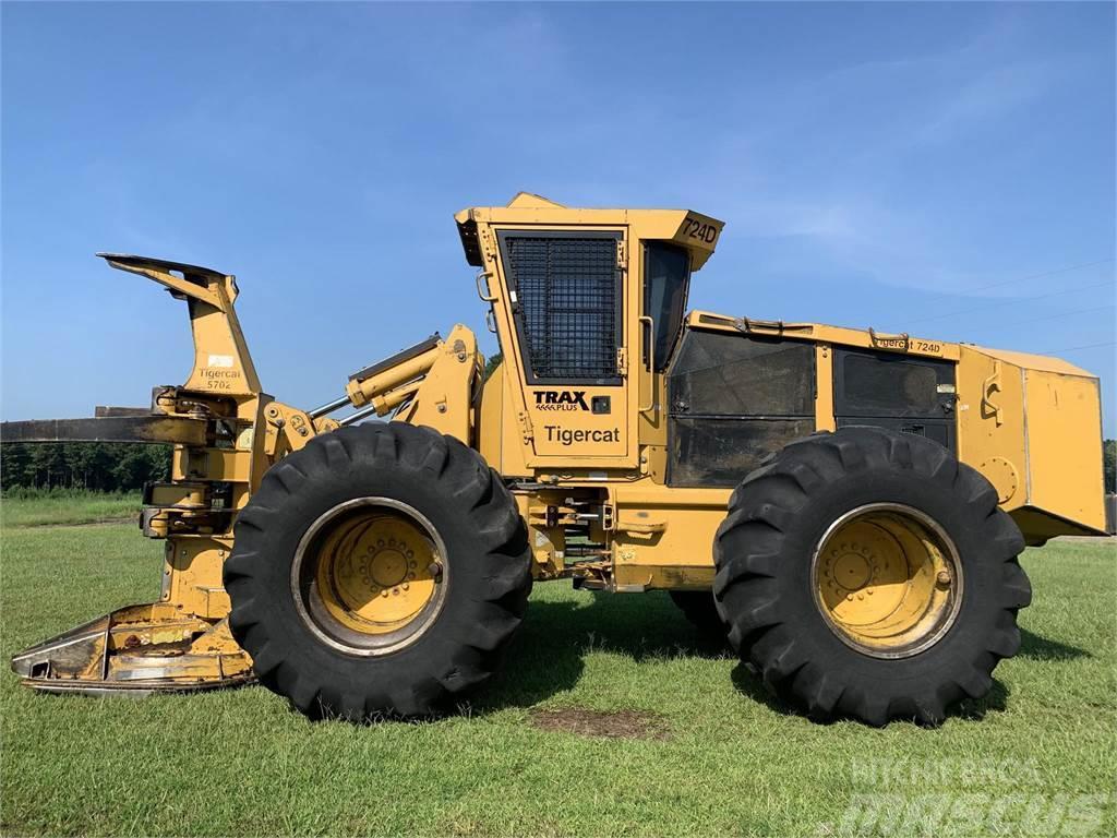Tigercat 724D
