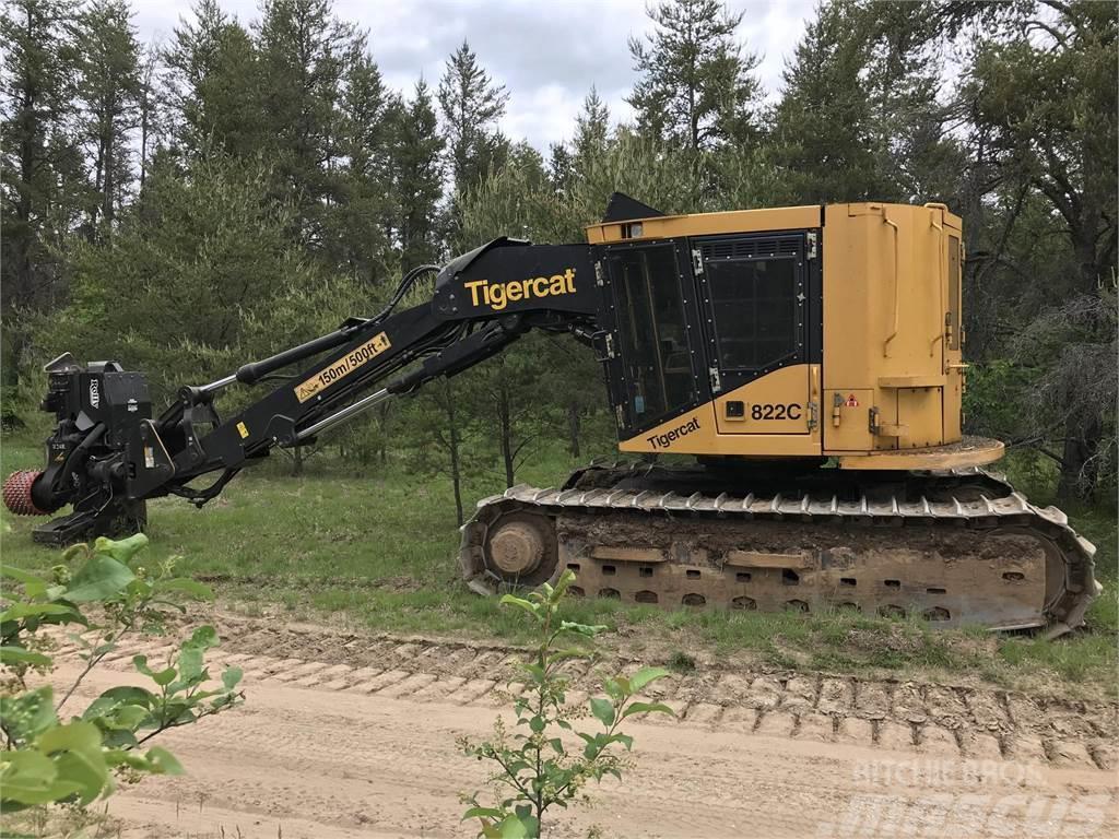 Tigercat 822C