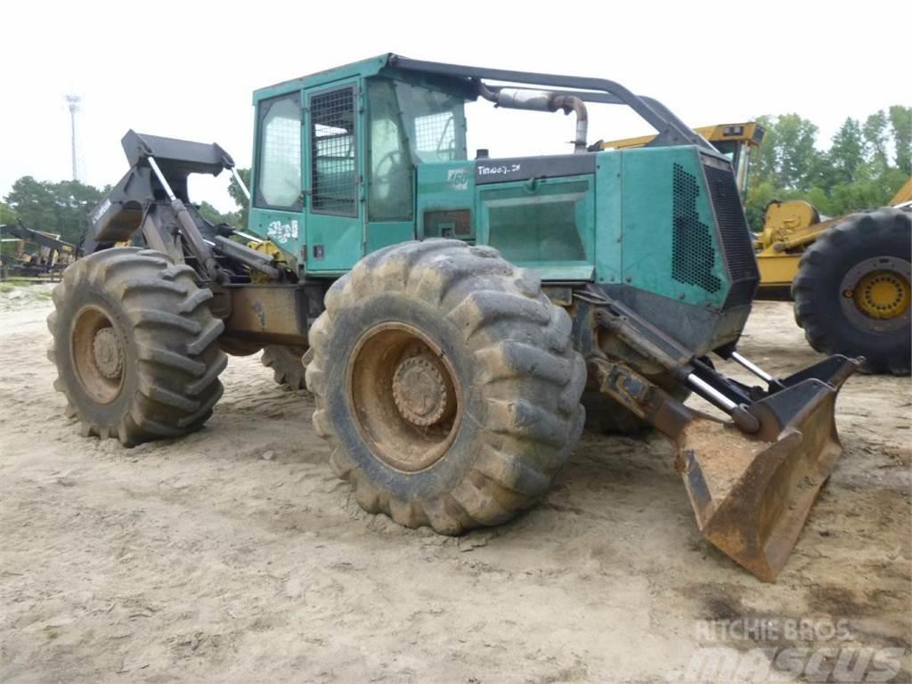 Timberjack 460