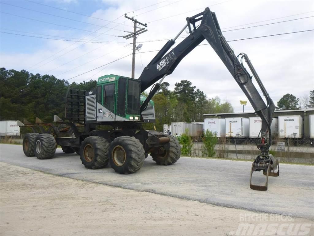 TimberPro TF830