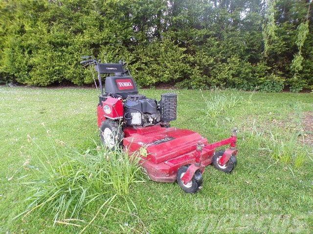 Stand Behind Lawn Mower >> Toro Mid Size 32rd Walk Behind Mower