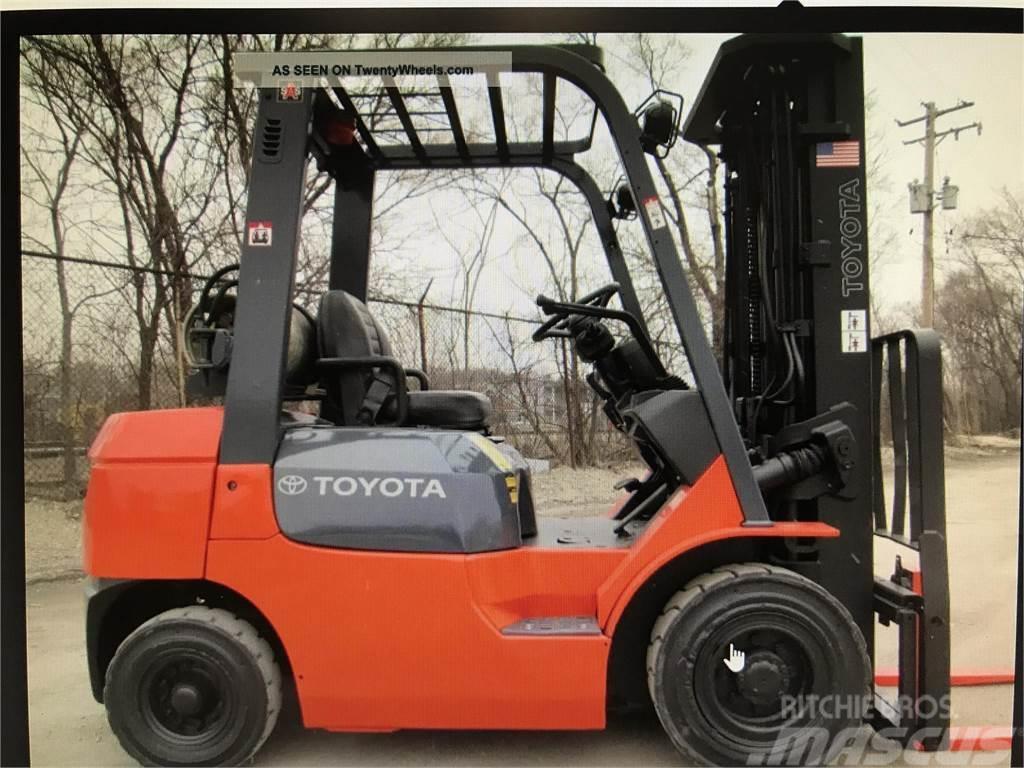Toyota 7FGU25