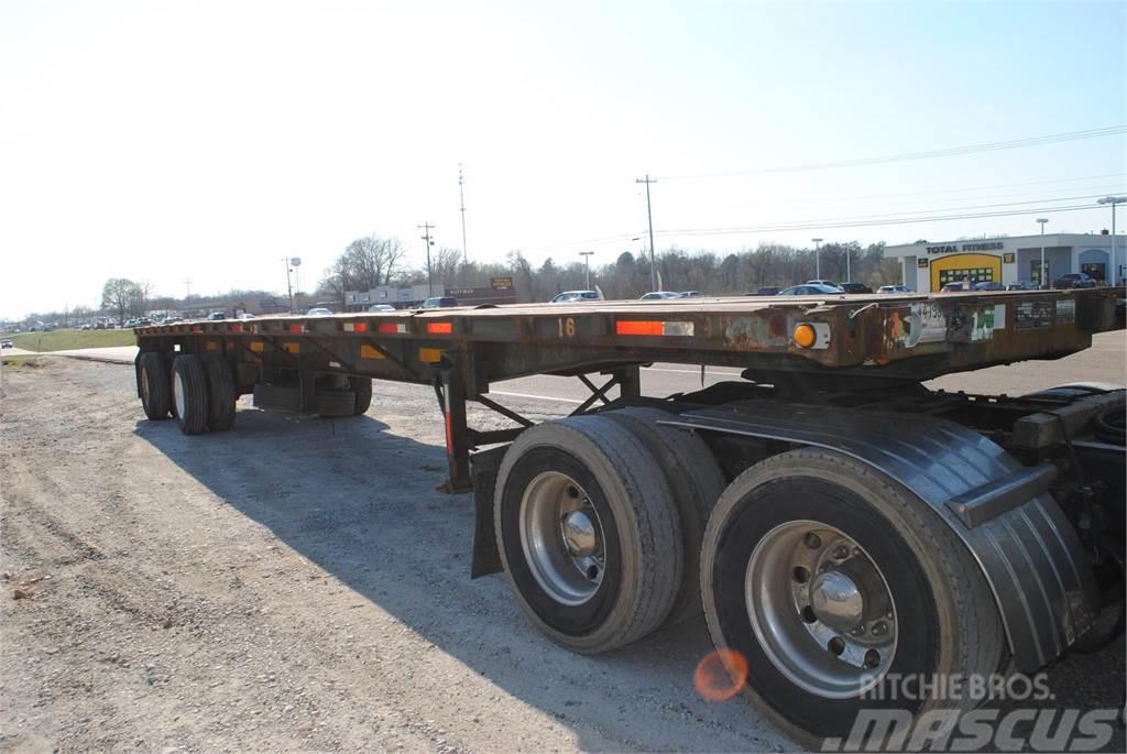 Trailmobile 45 FT FLAT BED