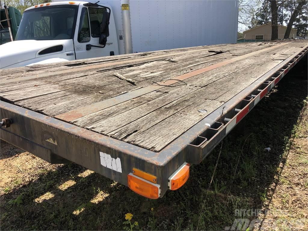 Transcraft EAGLE 48' FLATBED