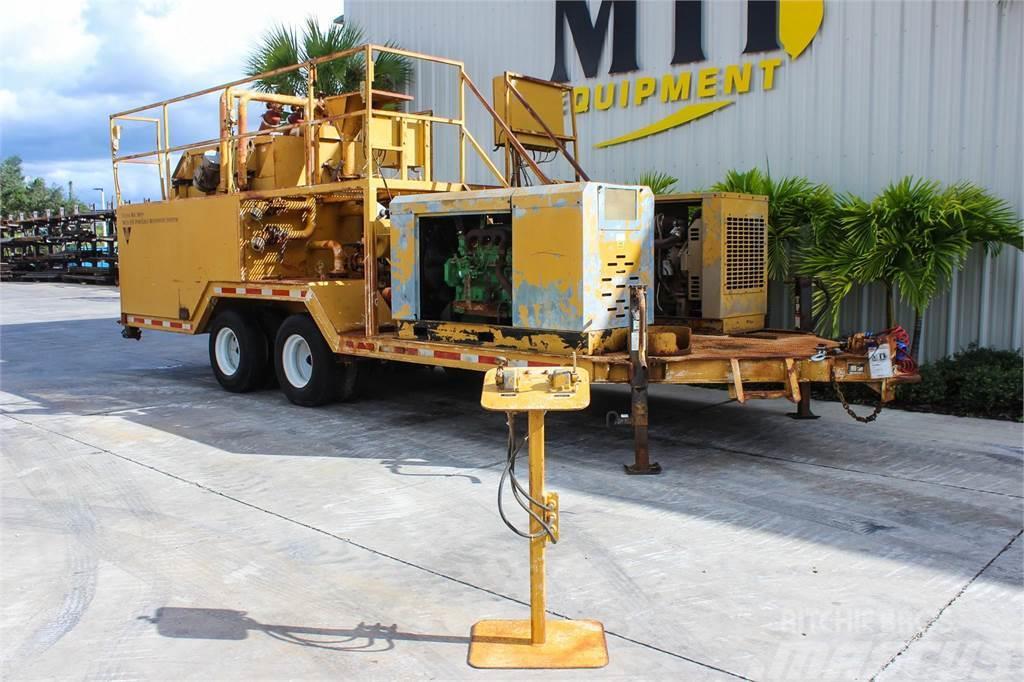 Tulsa Rig Iron MCS335
