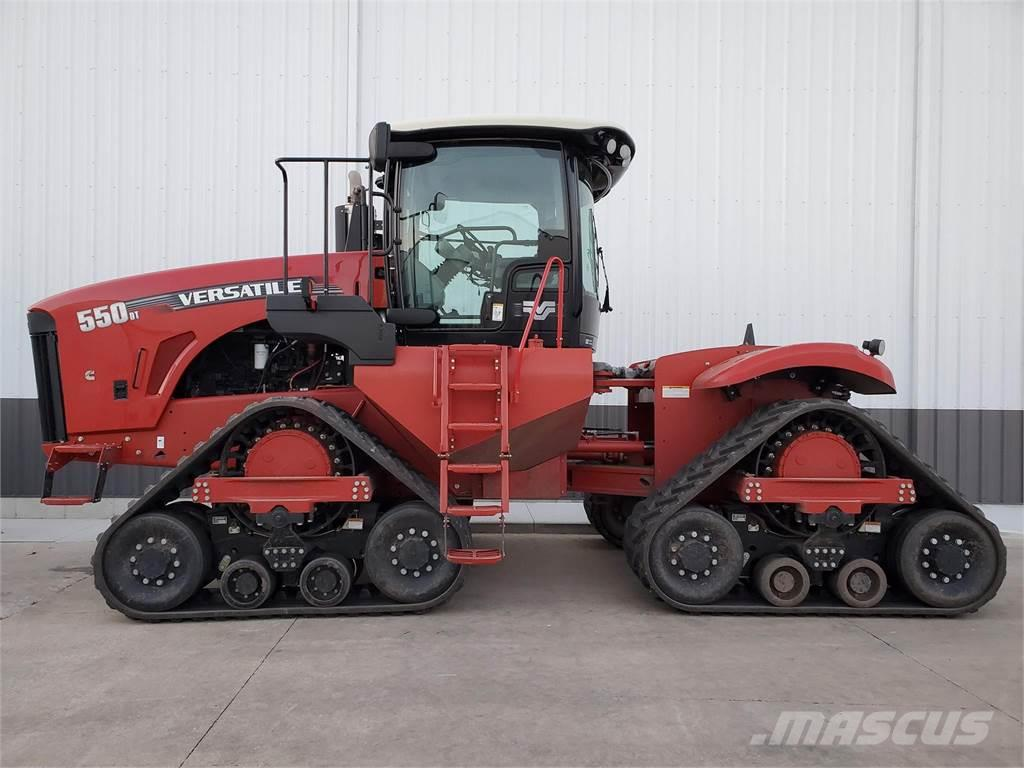 Versatile 550DT