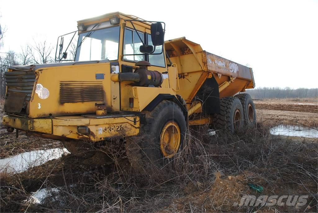 Volvo -a25c for sale Covington, Tennessee Price: $15,000, Year: 1998