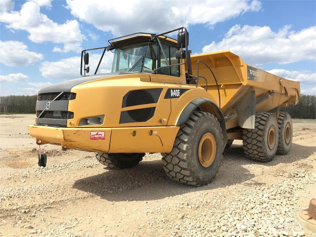 Volvo A40F for sale DePere, Wisconsin Price: $249,000, Year: 2012 | Used Volvo A40F articulated ...