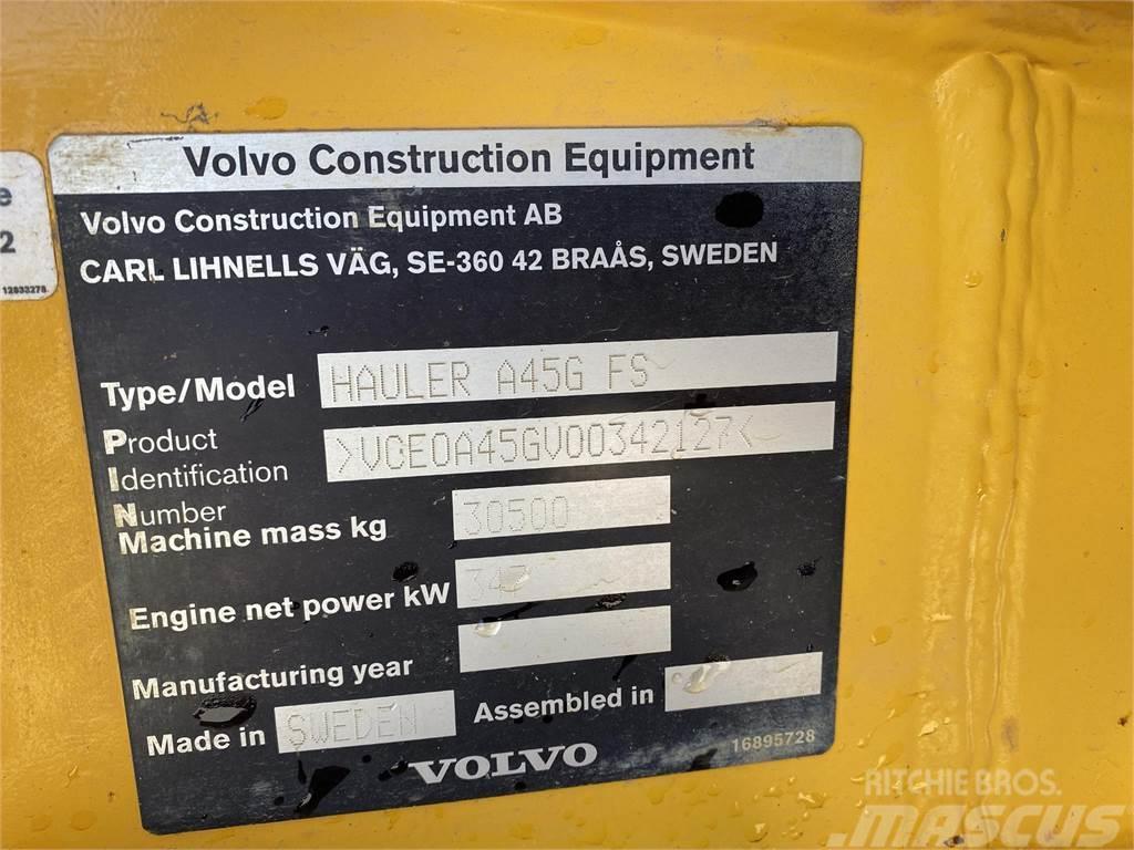 Volvo A45G FS